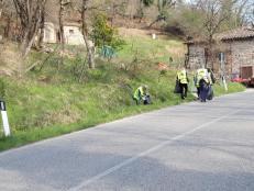 vignaioli radda pulizia strada dai rifiuti (6)