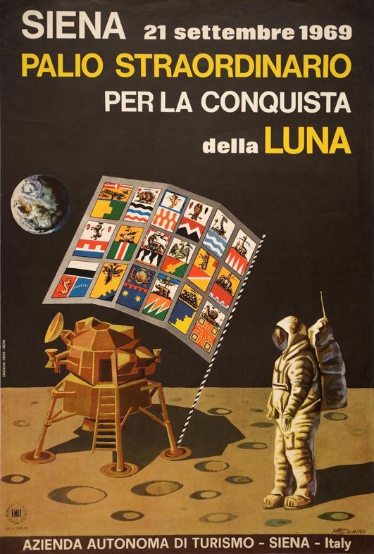 palio straordinario della luna 1969