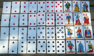 carte da gioco toscane