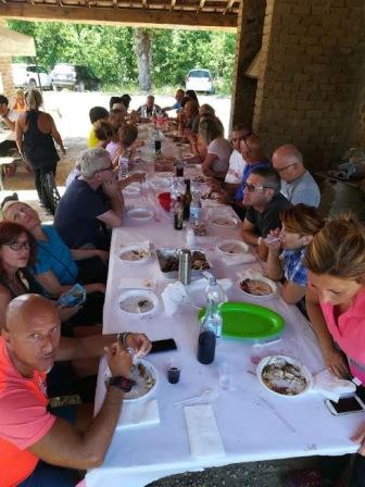 gruppo escursionisti berardenga e colazione contadina (15)