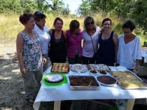 gruppo escursionisti berardenga e colazione contadina (18)