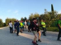 gruppo escursionisti berardenga e colazione contadina (4)