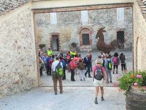 gruppo escursionisti berardenga e colazione contadina (5)