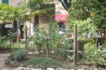 montalcino, tita, giardino, tavoli ristorante (15)