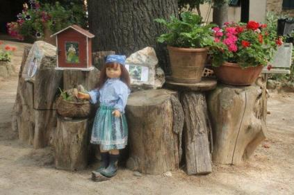 montalcino, tita, giardino, tavoli ristorante (20)