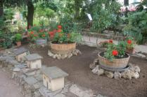 montalcino, tita, giardino, tavoli ristorante (23)