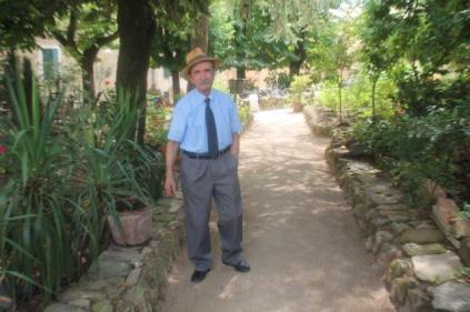 montalcino, tita, giardino, tavoli ristorante (26)