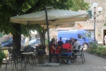 montalcino, tita, giardino, tavoli ristorante (6)