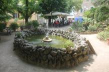 montalcino, tita, giardino, tavoli ristorante (9)