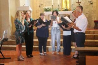 coro Ensemble Flor Vocalis pieve san vittore rapolano terme (19)