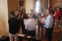 coro Ensemble Flor Vocalis pieve san vittore rapolano terme (6)