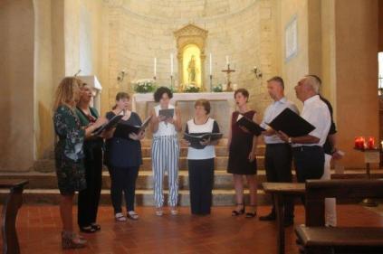 coro Ensemble Flor Vocalis pieve san vittore rapolano terme (7)