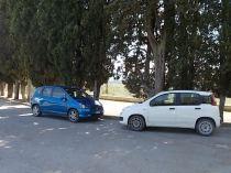 vertine, camion, macchine, parcheggio (3)
