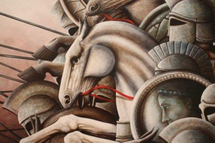 cavalli d'autore mostra al santa maria della scala (8)