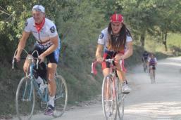 l'eroica 2019 i partecipanti sulle strade bianche del chianti (132)