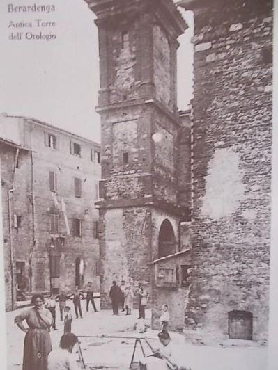 castelnuovo berardenga cartolina d'epoca (3)