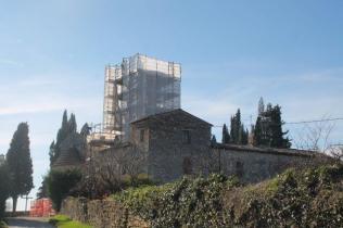 restauro campanile pieve san vittore rapolano (12)