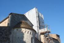 restauro campanile pieve san vittore rapolano (3)