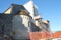 restauro campanile pieve san vittore rapolano (4)