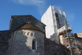 restauro campanile pieve san vittore rapolano (7)