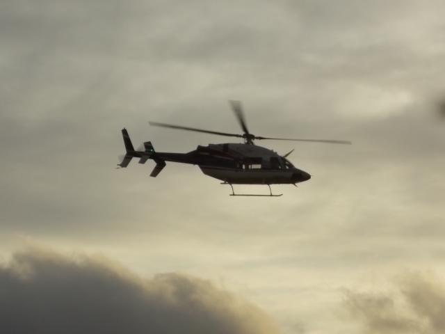 elicottero vertine 23 febbraio 2020