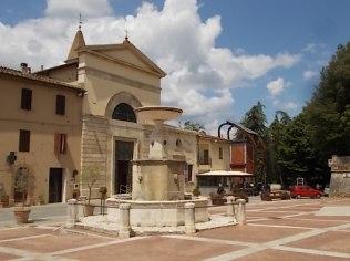 berardenga piazza marconi seicento strisce pedonali