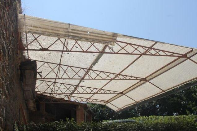 tettoia ondulina mura rigomagno (2)