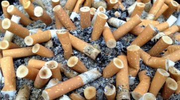 cicche-sigaretta foto da teleischia