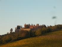 castello di brolio, tramonto, vigne (6)