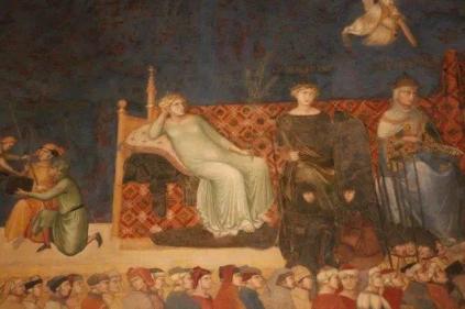 allegoria del buon governo ambrogio lorenzetti (4)