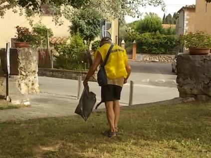 volontari e parco acqua rapolano terme (1)