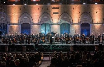 concerto per l'italia in piazza del campo foto di accademia chigiana (1)