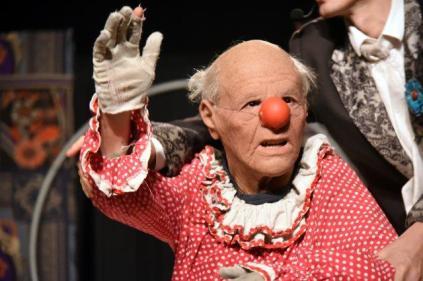 la riscossa del clown madame rebinè