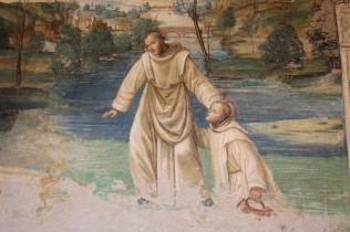 monte oliveto maggiore affreschi sodoma e luca signorelli (23)