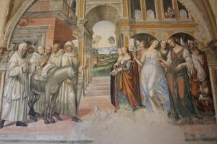 monte oliveto maggiore affreschi sodoma e luca signorelli (26)