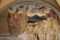 monte oliveto maggiore affreschi sodoma e luca signorelli (28)