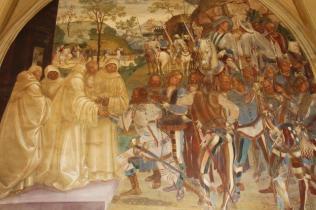 monte oliveto maggiore affreschi sodoma e luca signorelli (35)