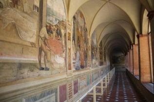 monte oliveto maggiore affreschi sodoma e luca signorelli (36)