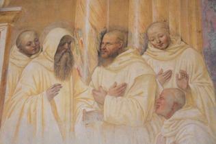 monte oliveto maggiore affreschi sodoma e luca signorelli (43)