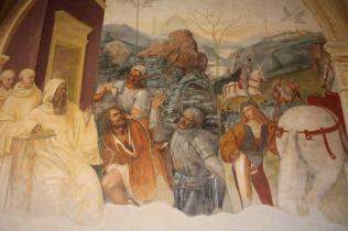monte oliveto maggiore affreschi sodoma e luca signorelli (44)