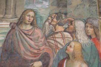 monte oliveto maggiore affreschi sodoma e luca signorelli (8)