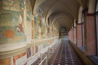 monte oliveto maggiore affreschi sodoma e luca signorelli (9)