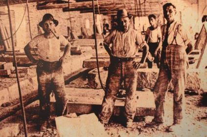 mostra lavorazione travertino grancia serre rapolano (3)